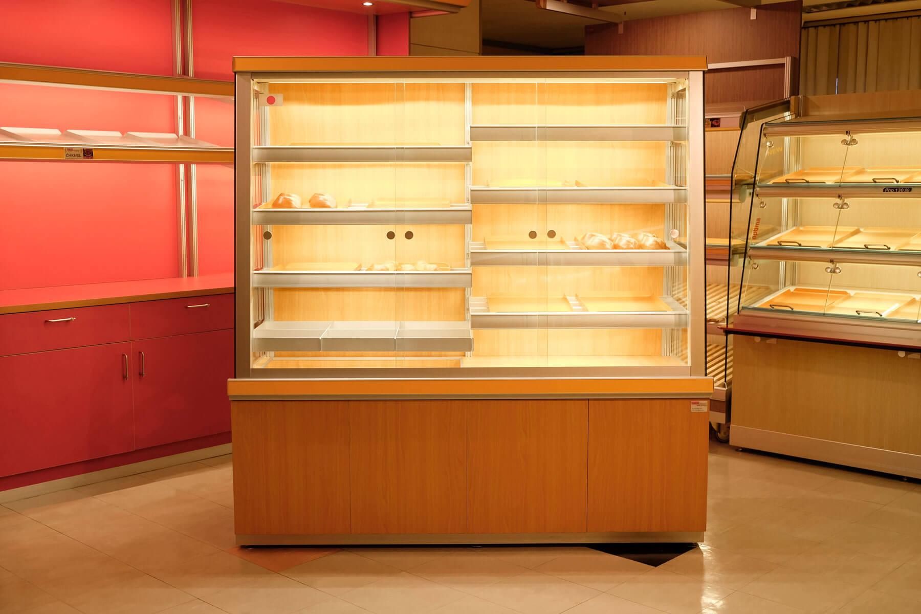 Optima Self Service Bakery