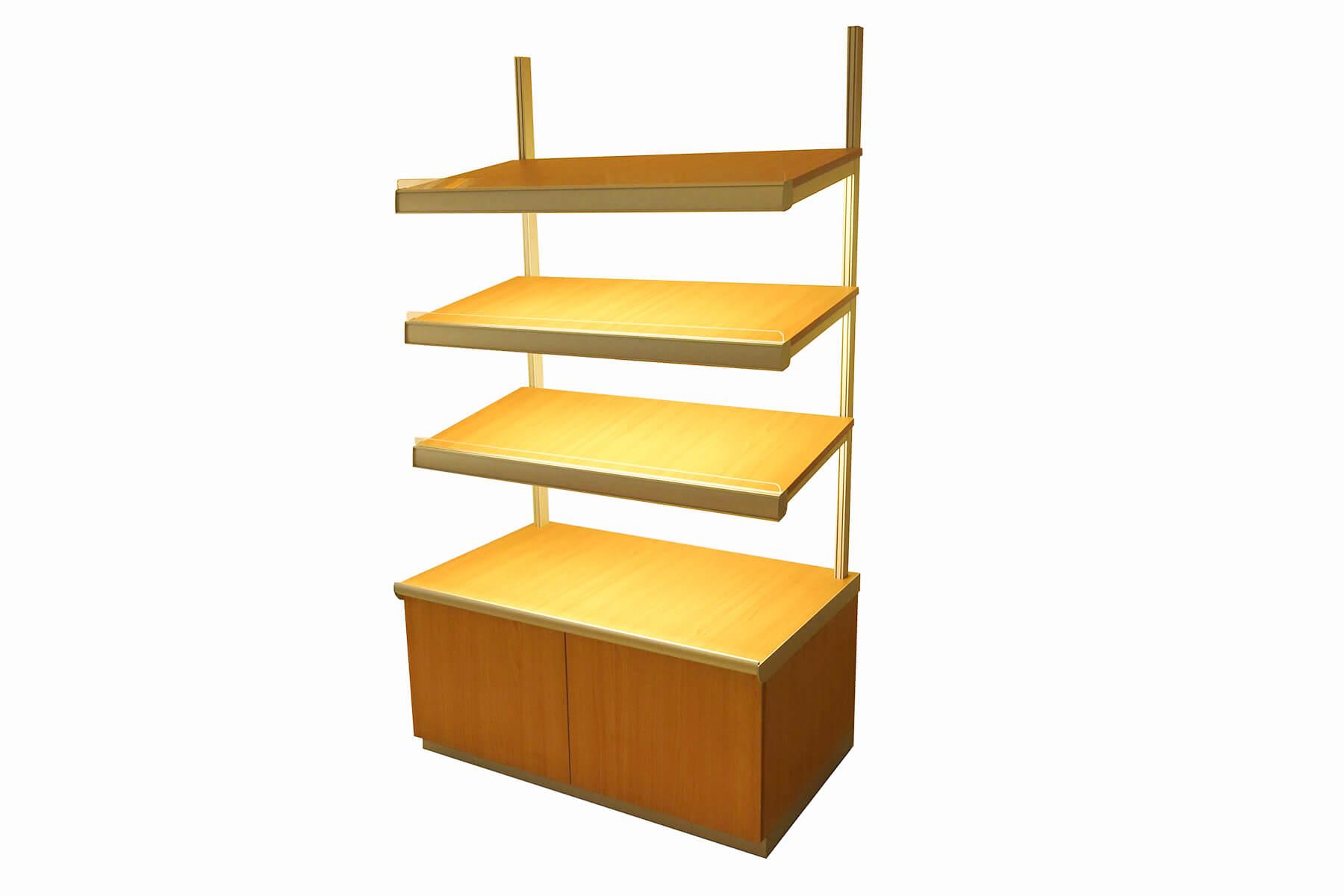 Optima T5 Shelves