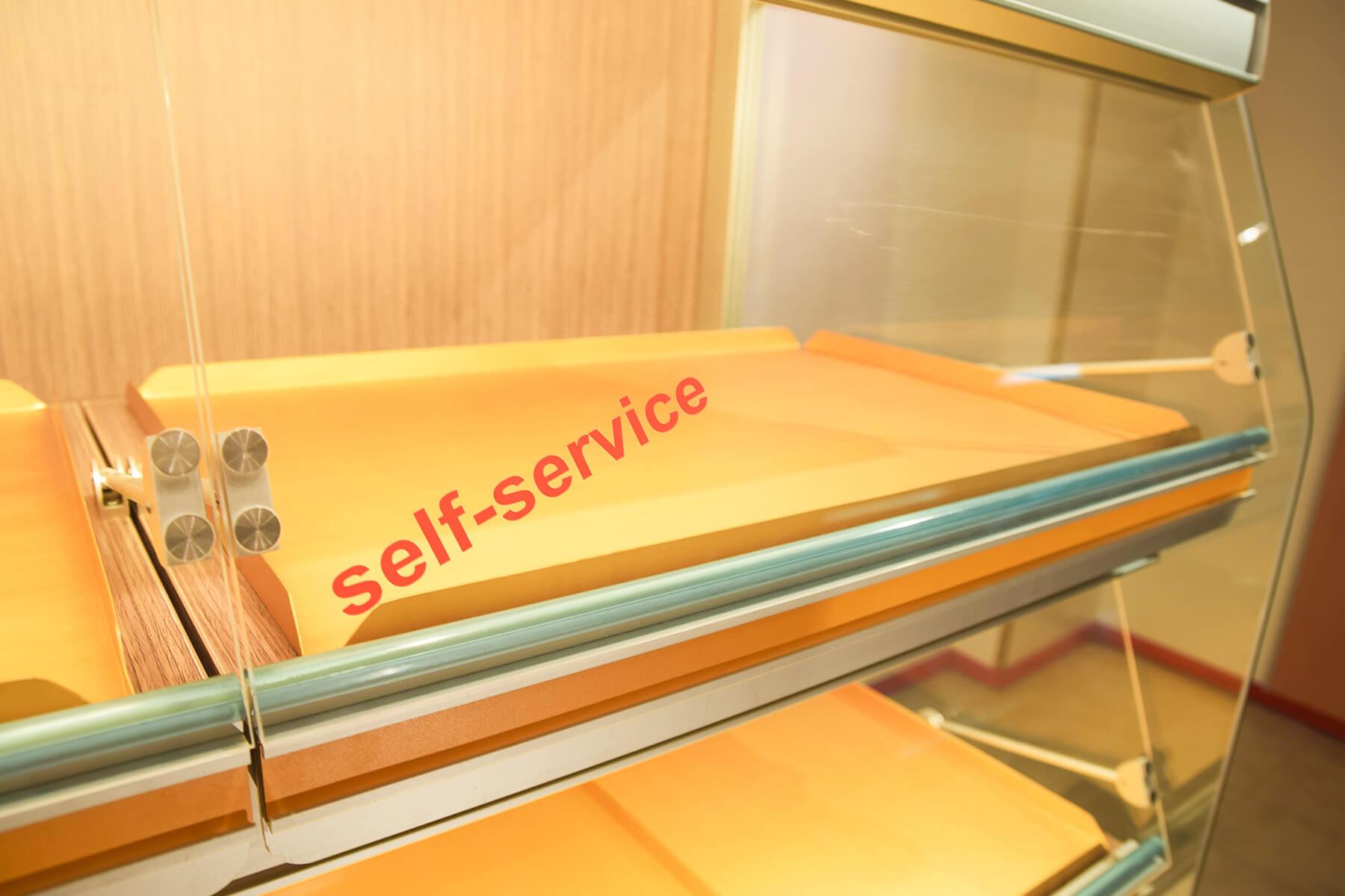 Optima Self-Service Bakery